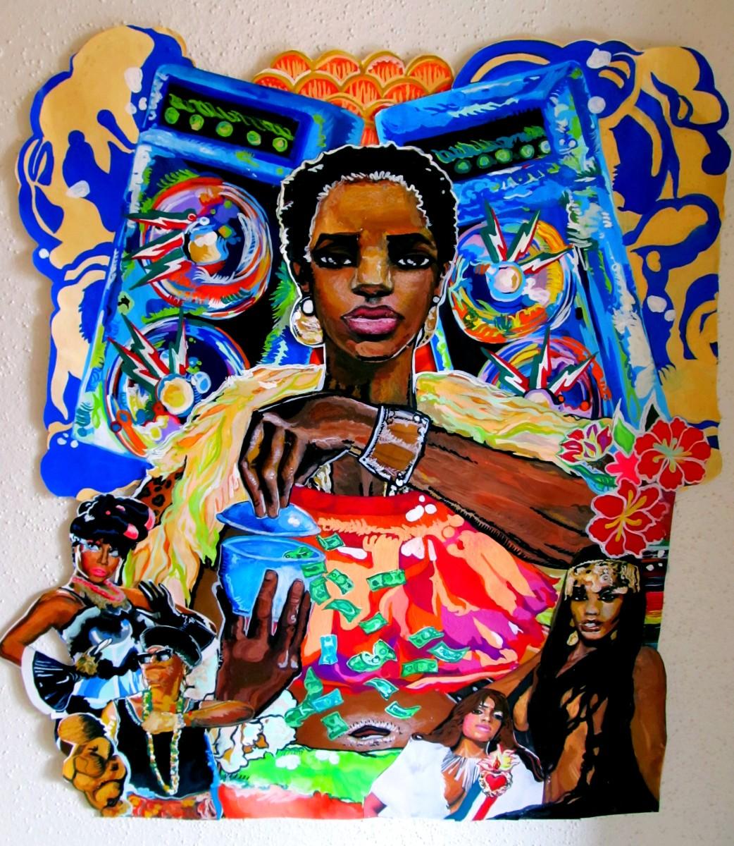 BlackBrown Feminism's HipHop