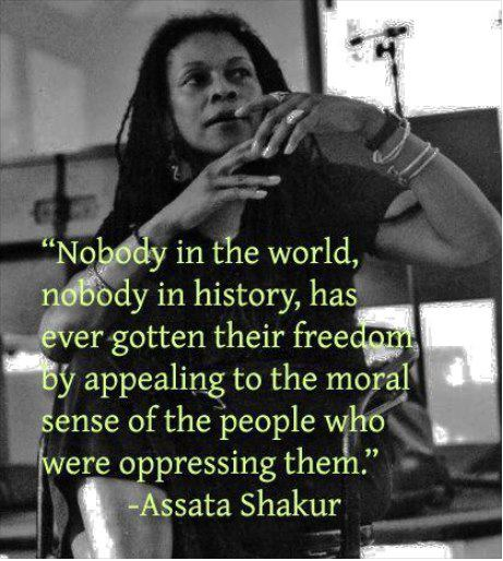 Assata Shakur: Music And The Bottomlines Of Race, Gender And