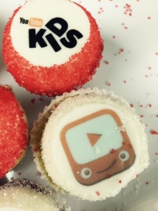 YouTubeKids Cupcakes