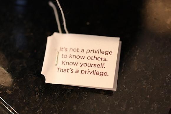 Yogi tea bag inspirations