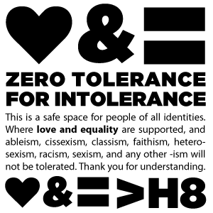 love-and-equality-zero-tolerance-black-transparent-300
