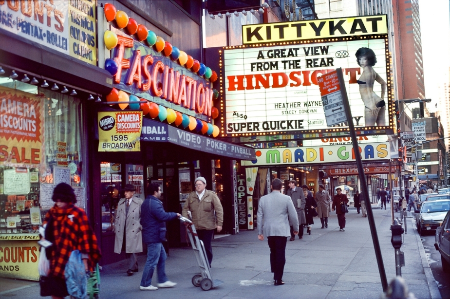 Times Square, 1985